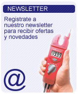 Registrese al newsletter
